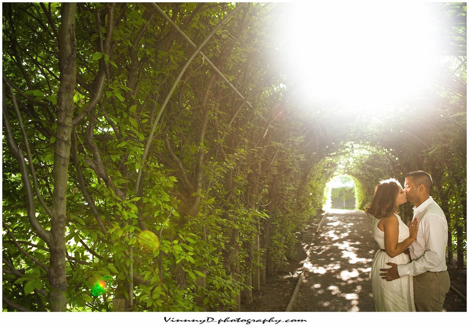 Samantha + Navin | Snug Harbor Botanical Garden, Staten Island