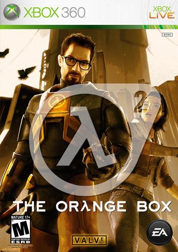x360 halflife2 Half Life 2: The Orange Box   XBOX360