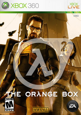 Half-Life 2: The Orange Box XBOX360