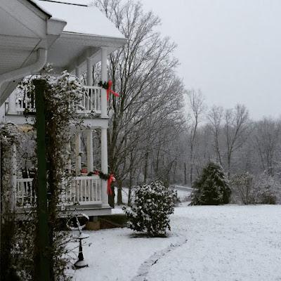 The House on Hilltop Farm