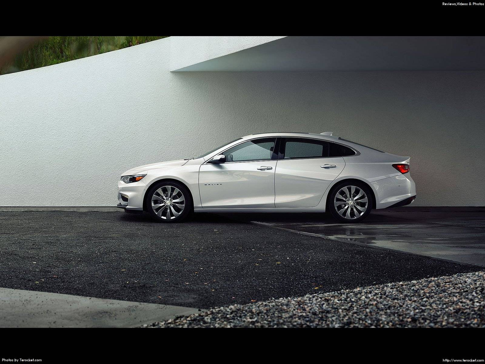 Hình ảnh xe ô tô Chevrolet Malibu 2016 & nội ngoại thất