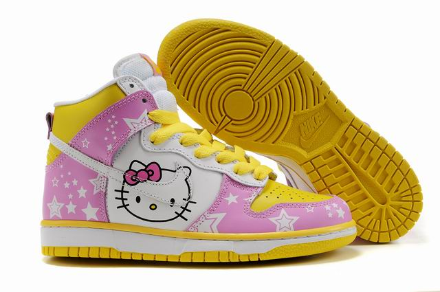 The designor of this pink nike hello kitty is the well know Brass Monki.If  you love this Brass Monki Nike  af899719f0c4