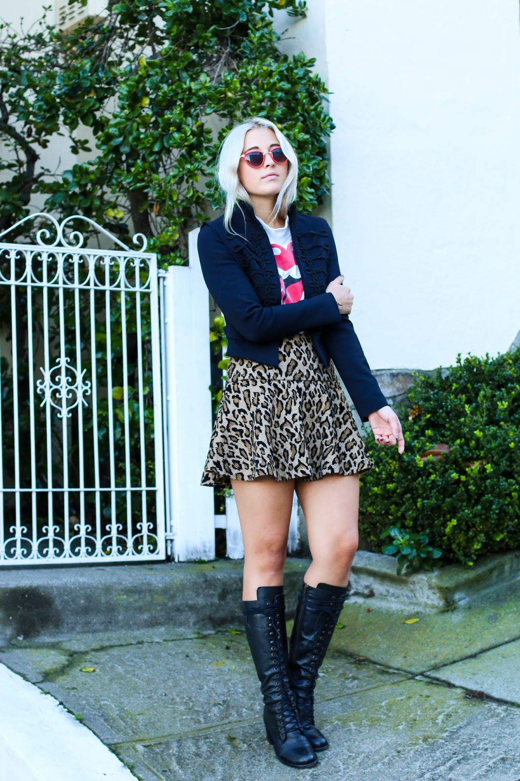San Francisco Style Blogger Bryn Newman of Stone Fox Style
