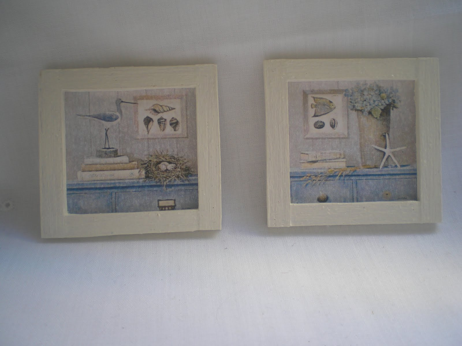 Miniaturas de pepi hellin cuadros para ba o - Cuadro para bano ...