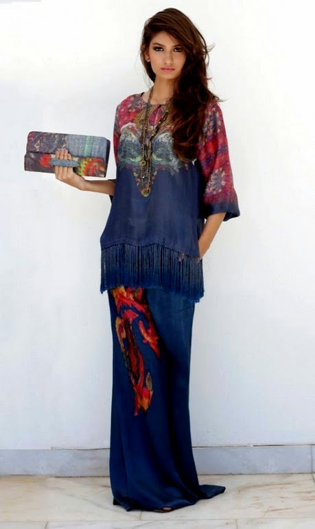 Shamaeel Summer Eid Collection 2014-15