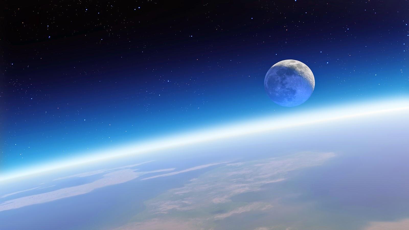 خلفيات كوكب الارض من الفضاء