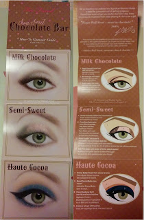 Too Faced - Semi-Sweet Chocolate Bar - How-To Guide