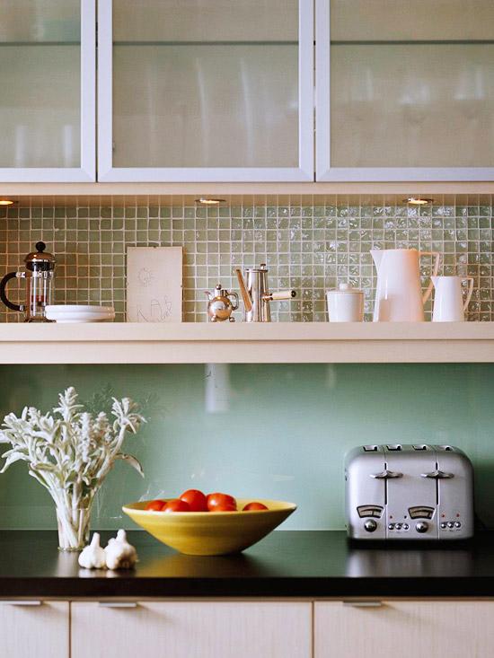 Kitchen Backsplashes Creative Houten Keuken Creative Kitchen Backsplash Ideas