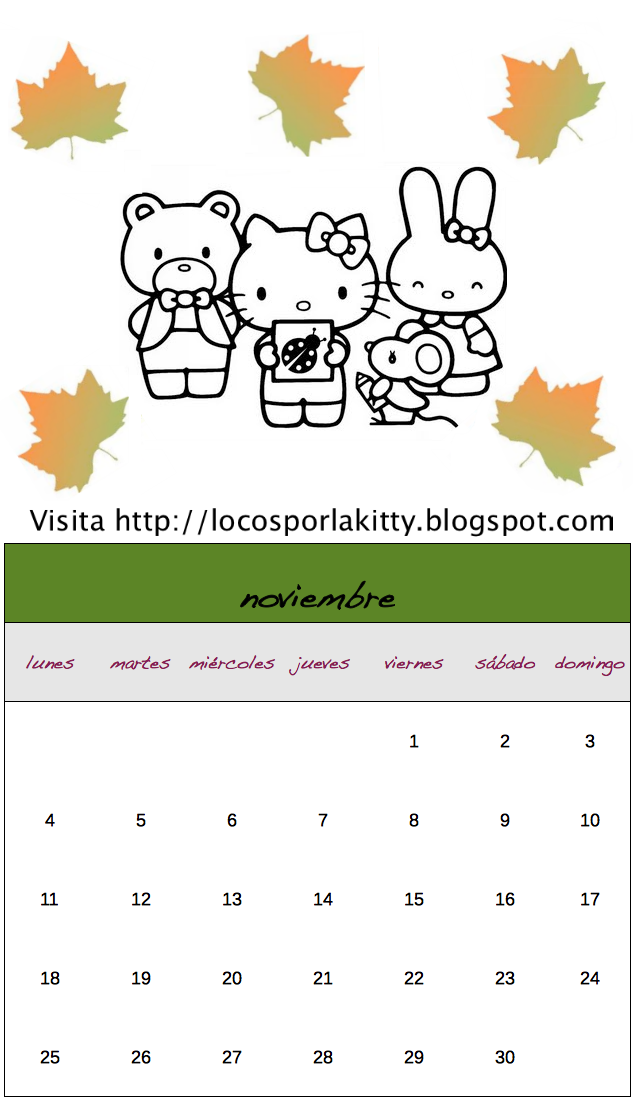 ... Calendar Printable Hello Kitty/page/2 | Search Results | Calendar