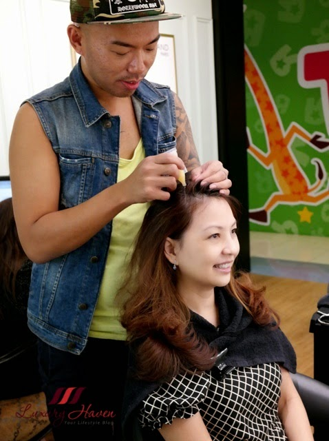 celebrity blogger reviews immortelle atelier moroccanoil scalp treatment