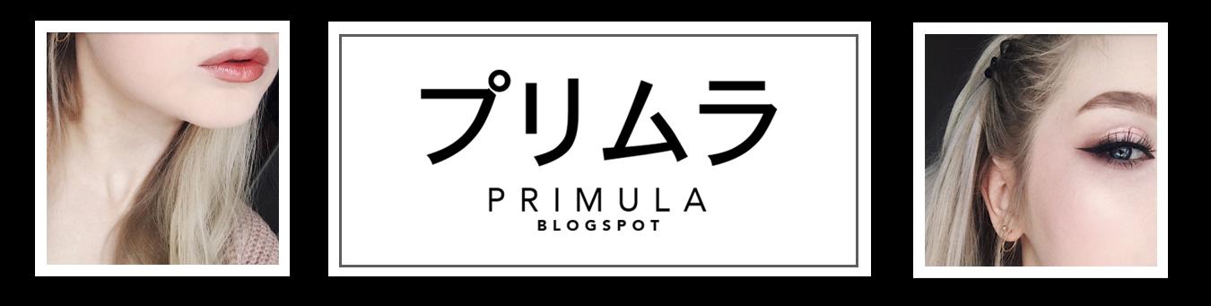 プリムラ • Primula's Blog