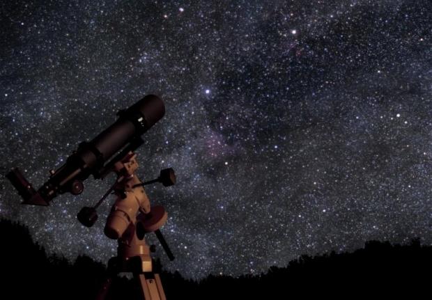 Beritaku: teleskop optik terbesar di dunia