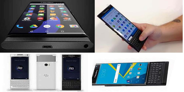 BlackBerry Android