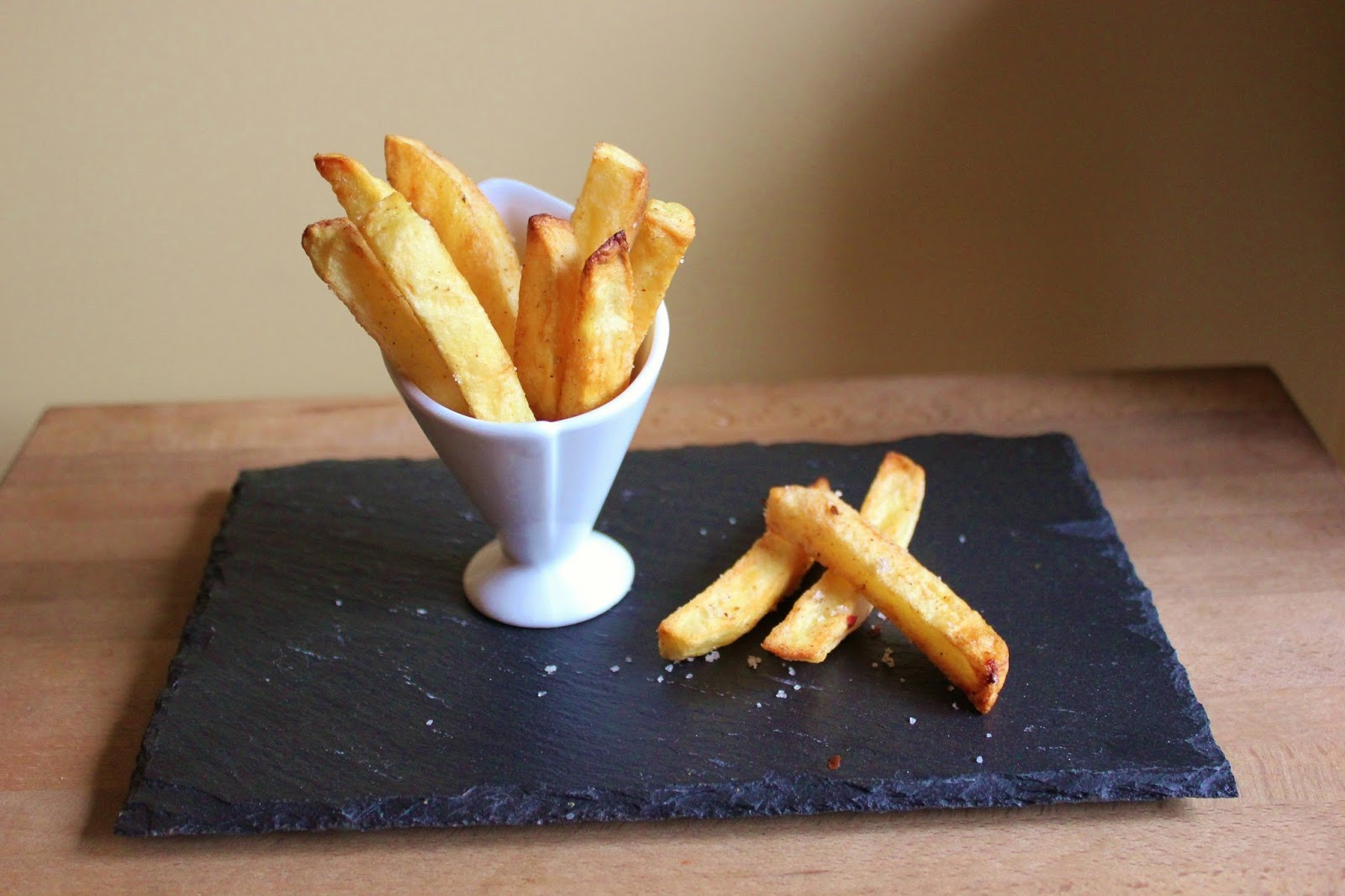 Jessy 39 s kitchen frites au four light - Frite friteuse au four ...