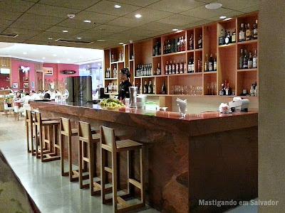 Soho Stera: Bar