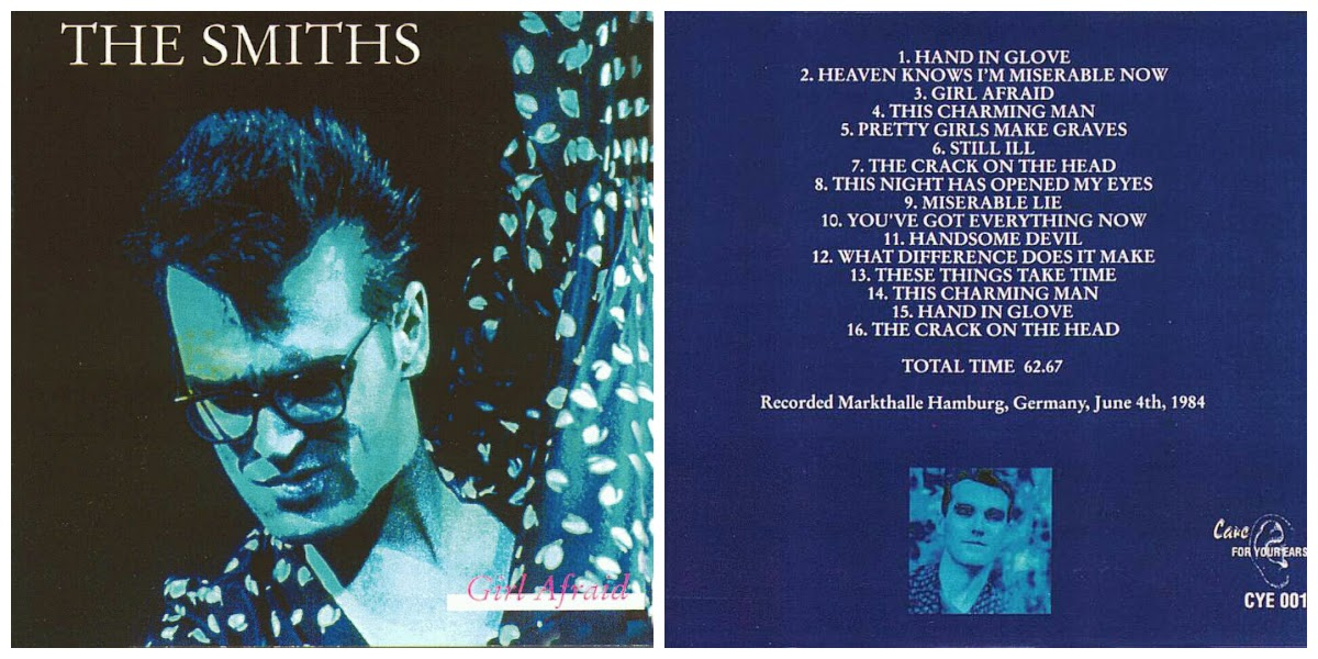 The Smiths Bootlegs