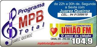 RADIO UNIÃO FM DE XINGUARA - PARÁ
