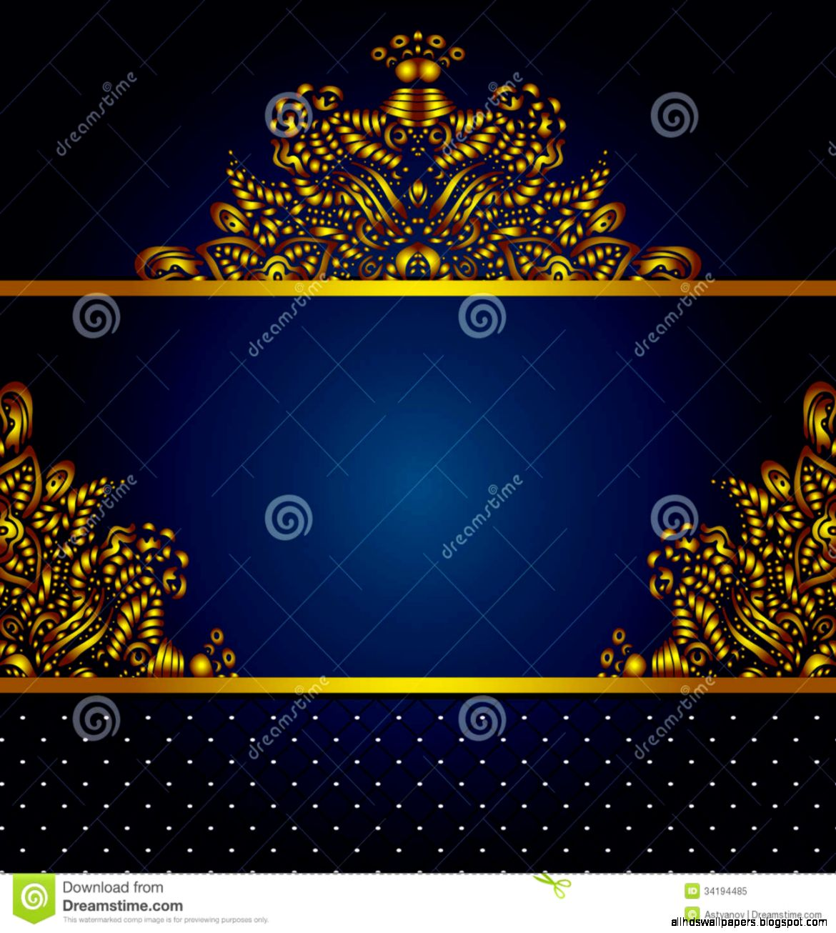 Royal blue background wallpaper all hd wallpapers for Dark blue and gold wallpaper