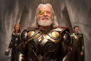 Rumor Mengenai Odin Pada 'Thor 2'