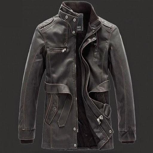 model jaket kulit pria terbaru 2017/2018