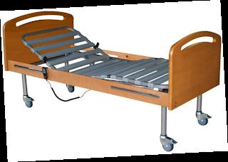 camas articuladas ou hospitalares eléctricas