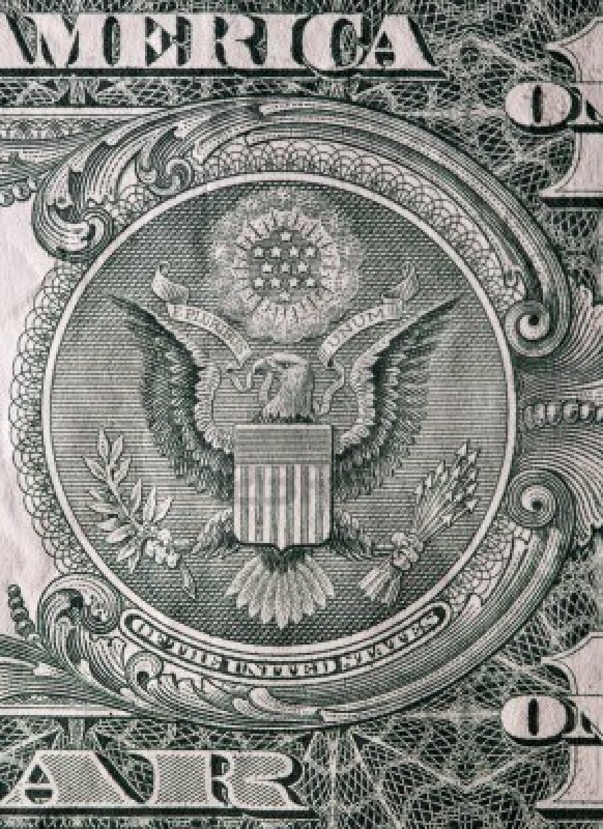 National write your congressman symbols on the one dollar bill biocorpaavc Images