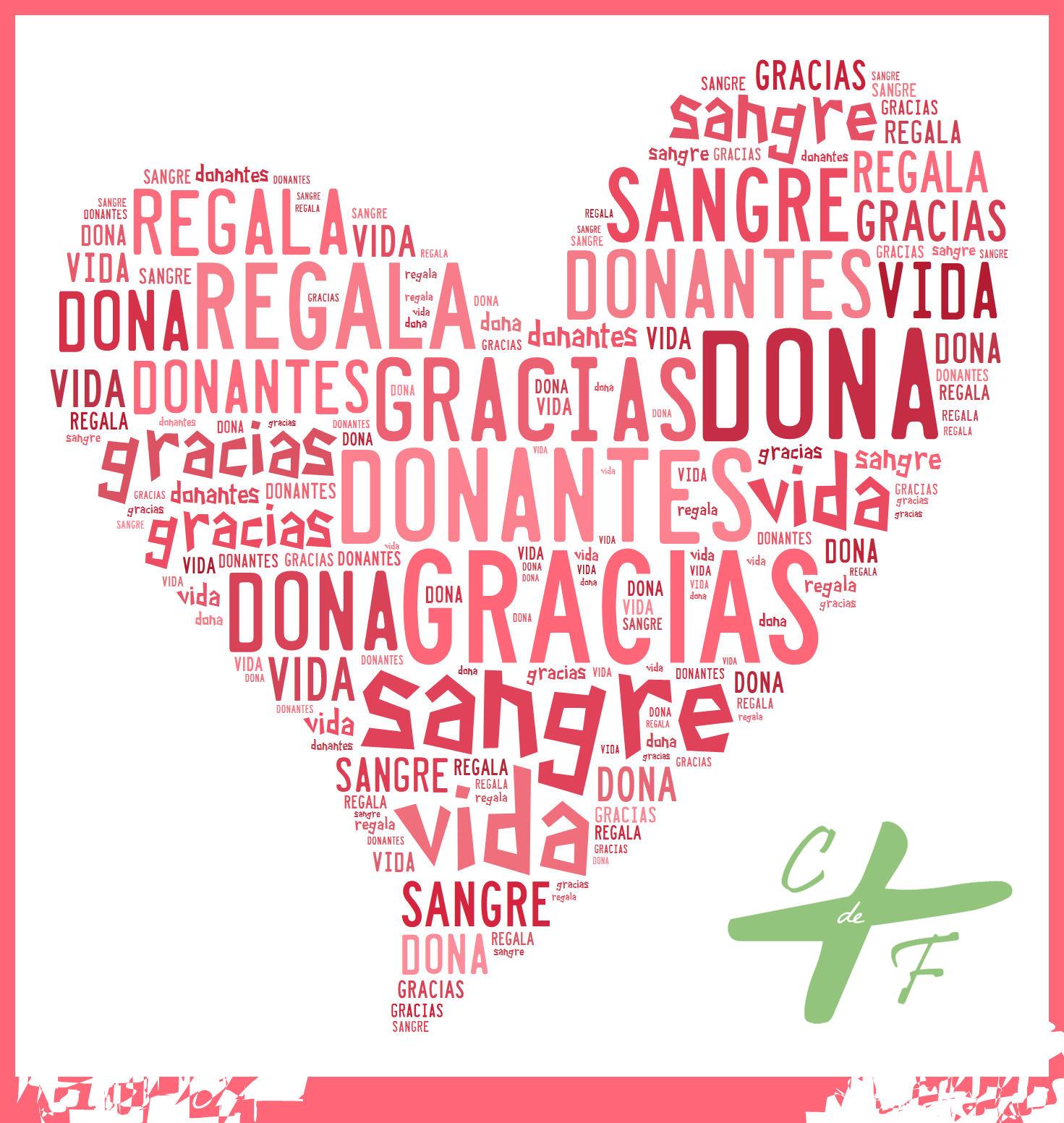 ¡¡GRACIAS!! Día Mundial del Donante de Sangre