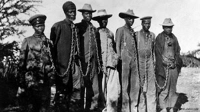 PARLAMENTO ALEMÃO NÃO RECONHECE GENOCÍDIO NA NAMÍBIA