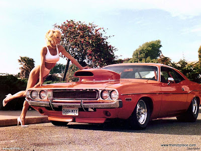 picture Car girl
