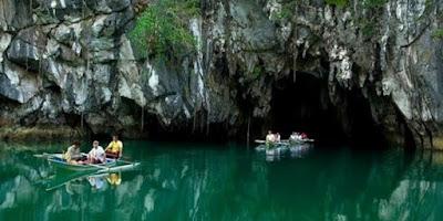 Enam Tempat Wisata Indah Pemecah Rekor Dunia