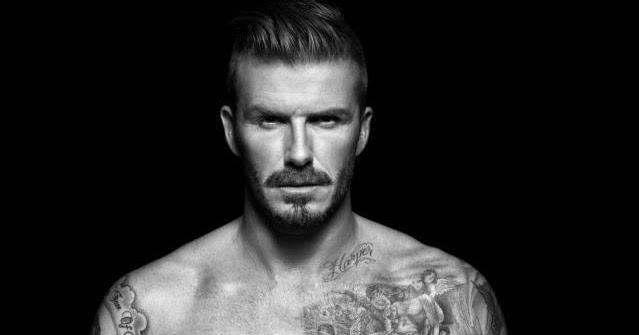 Beckham David Nackt Bild