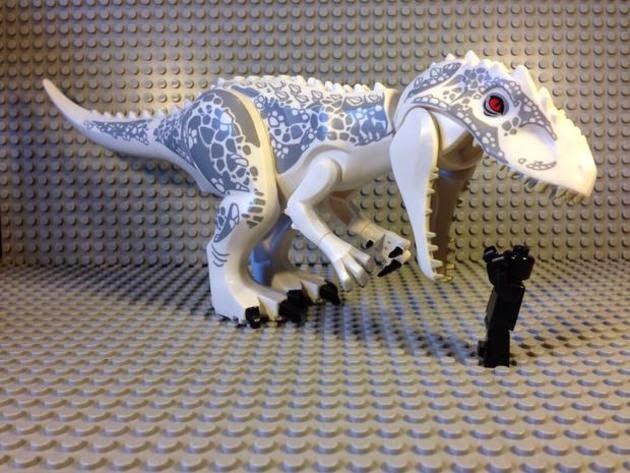 d rex jurassic world