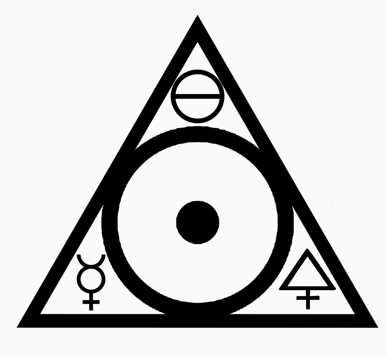 Alchemy Symbol For Fire Topsimages