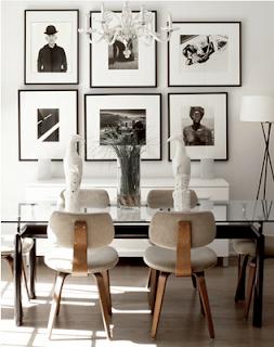 Fotos de decoración de comedores modernos | Ideas para decorar ...