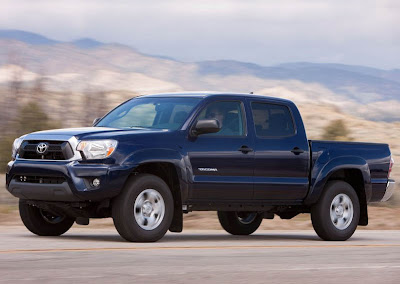 Toyota Tacoma photo