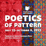 Poetics of Pattern