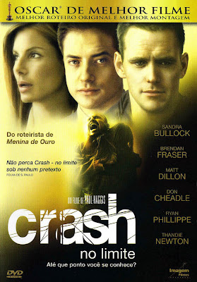 Crash: No Limite - DVDRip Dual Áudio