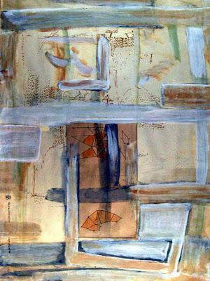 Luisa Richter Claridades. 1987, 1967, 1984, 1998. Collage sobre papel fabriano 75,5 x 100cm
