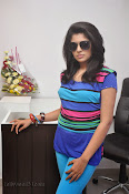 Sravya Glam pics at Linen Club launch-thumbnail-7