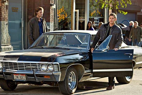 Sam e Dean Winchester