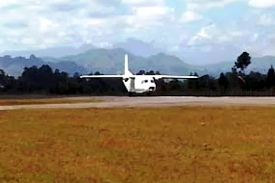 Bandara Sumarorong, Mamasa, Sulawesi Barat. ZonaAero