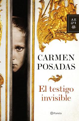 El testigo invisible - Carmen Posadas (2013)