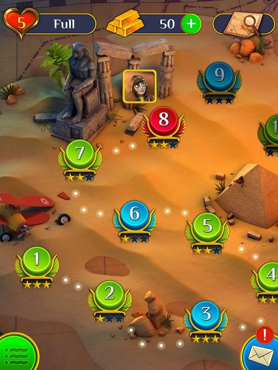 free pyramid solitaire saga game download