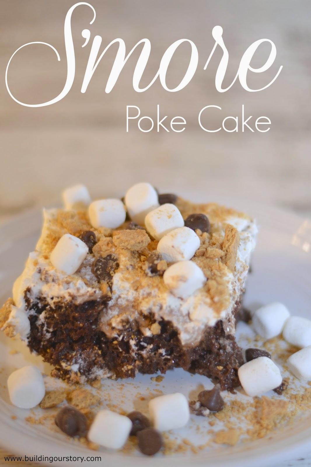 smore-poke-cake