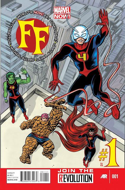 COLECCIÓN DEFINITIVA: 4 FANTÁSTICOS [UL] [cbr] Marvel-now-ff-1