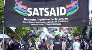 LA NOTICIA DEL DIA: SINDICATO ARGENTINO DE TV