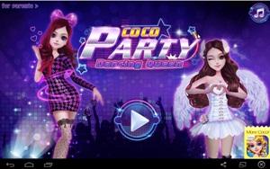 Tampilan Games Coco Party - Dancing Queens APK