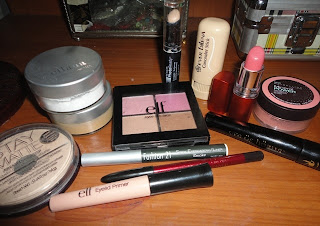 FOTD #2 products used @ Beauty Bunker