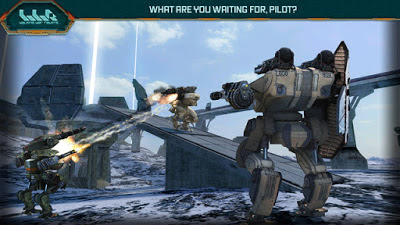 Walking War Robots V1.0.1 MOD Apk-screenshot-1