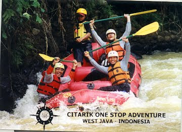 Arung Jeram - Rafting